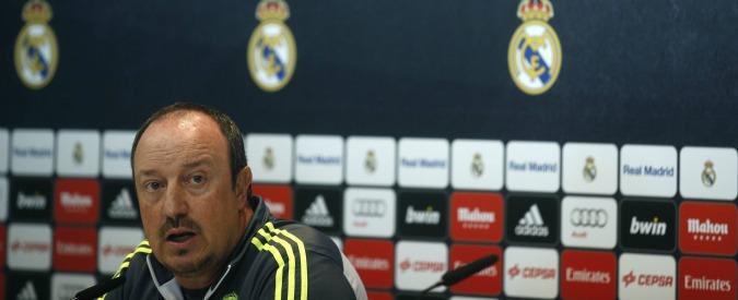 Rafa Benitez esonerato dal Real Madrid: Zinedine Zidane è il nuovo allenatore