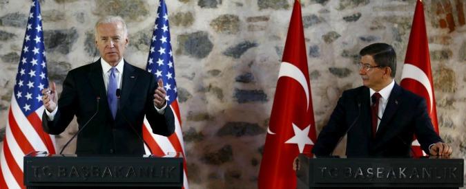 """Siria, vicepresidente Usa Biden: """"Non escludiamo soluzione militare"""". Fonti Mosca: """"Dichiarazioni distruttive"""""""