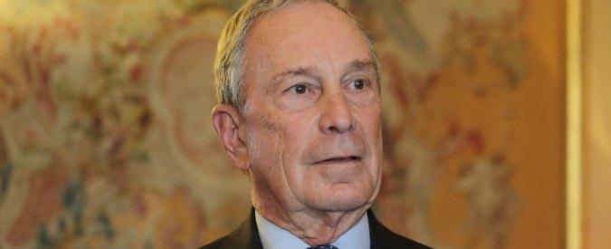 Usa, Bloomberg pensa alla Casa Bianca: disposto a spendere 1 miliardo di dollari