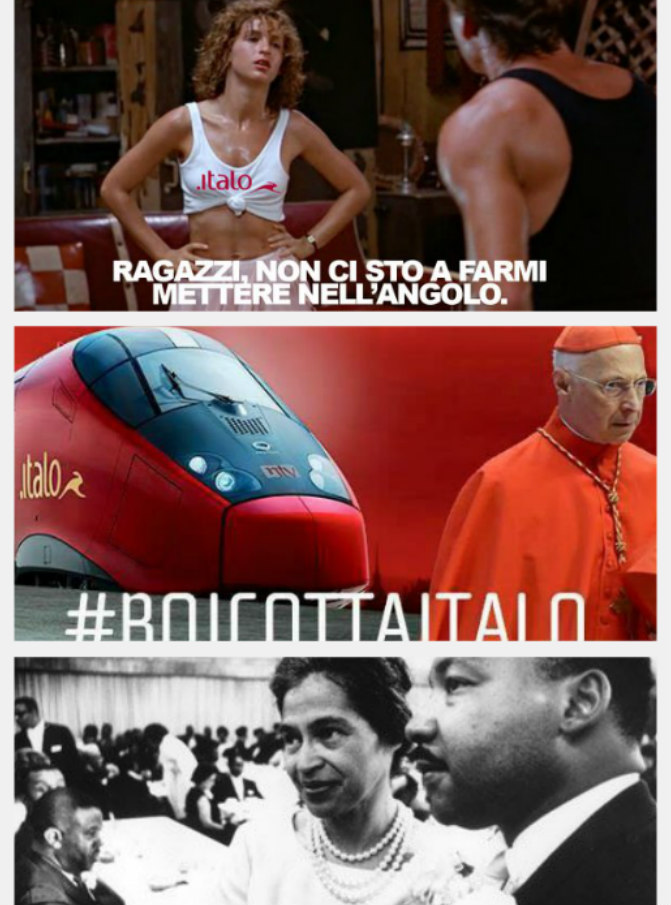 Family Day, Italo treno concede gli sconti per la manifestazione. Sui social è #italofail, Codacons presenta esposto
