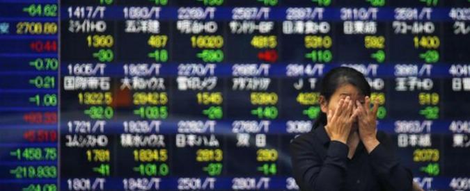 Borse, Europa parte male dopo crollo dell'Asia ma recupera in chiusura. A Milano ancora in rosso Montepaschi