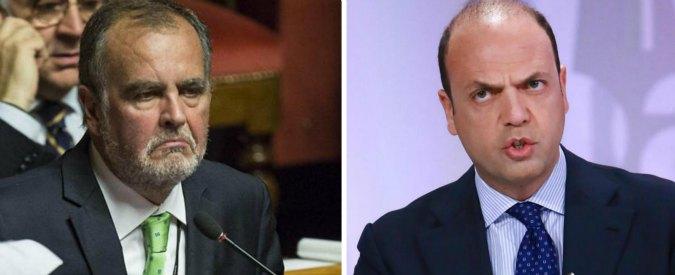 """Family Day, Alfano: """"Non vado in quanto ministro"""". Calderoli: """"Non vuole imbarazzare Renzi"""""""