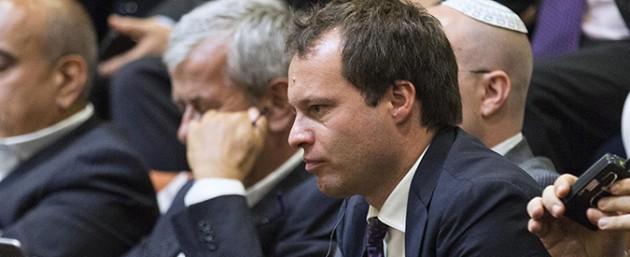 Intervento di Matteo Renzi alla Knesset