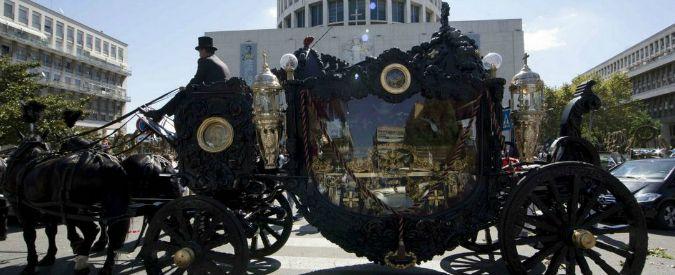 Vittorio Casamonica, chiesta archiviazione per funerali show: nessuna responsabilità della politica e delle istituzioni