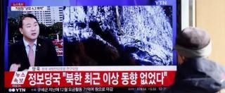 """Corea del Nord, terremoto 5.1 """"provocato da test nucleare"""". Pyongyang: """"Abbiamo bomba all'idrogeno"""". Condanna Onu"""