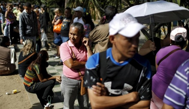 """Venezuela, situazione economica """"catastrofica"""""""