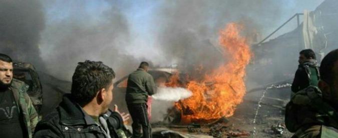 Siria, 71 morti in attentato contro mausoleo sciita a Damasco. Is rivendica