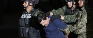 """El Chapo, procura messicana: """"Almeno un anno per l'estradizione negli Stati Uniti"""". Sean Penn: """"Non ho nulla da nascondere"""""""