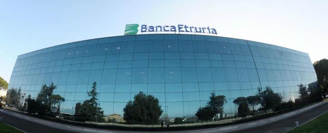 Banca Etruria, nuova multa, da 2 milioni, per Rosi, Fornasari, Boschi, Nataloni & C