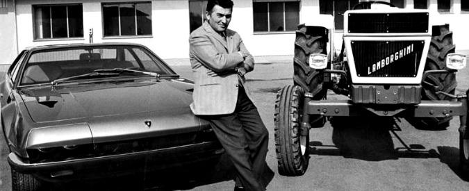 Ferruccio Lamborghini, 100 anni fa nasceva il leggendario imprenditore emiliano