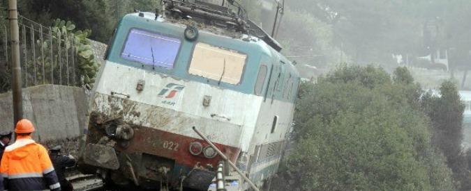 """Andora, pm: """"Frana su treno provocata da lavori fuori norma per terrazza"""""""