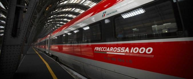 Treni, costo dei biglietti dell'Alta Velocità aumenta del 2,7%. Milano-Roma passa da 86 a 89 euro