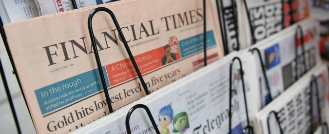 """Financial Times, primo sciopero dopo 30 anni. """"Nuovo proprietario Nikkei non rispetta impegni su pensioni"""""""