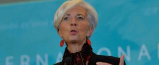 """Crescita, Fmi peggiora ancora le stime per l'Italia: """"Nel 2017 il pil salirà solo dello 0,9% e il debito toccherà il 133,4%"""""""