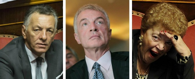 Senato, commissioni: giustizia a D'Ascola (Ncd). Incontro Zanda-Verdini: a tre di Ala vicepresidenze in quota maggioranza
