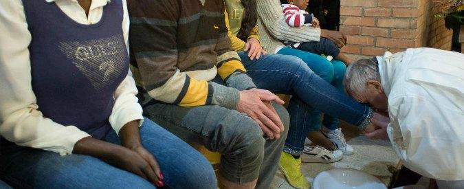 Lavanda piedi anche per le donne, Papa Francesco cambia ufficialmente il rito