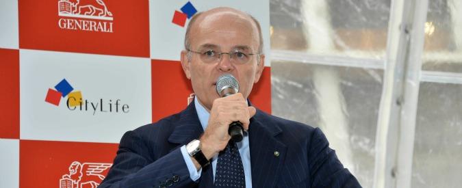 Assicurazioni Generali, l'amministratore delegato Mario Greco verso l'uscita. Titolo giù in Borsa