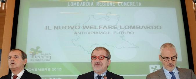 """Sanità Lombardia, """"riforma molto sanitaria e poco sociale. Il terzo settore non è più interlocutore privilegiato"""""""