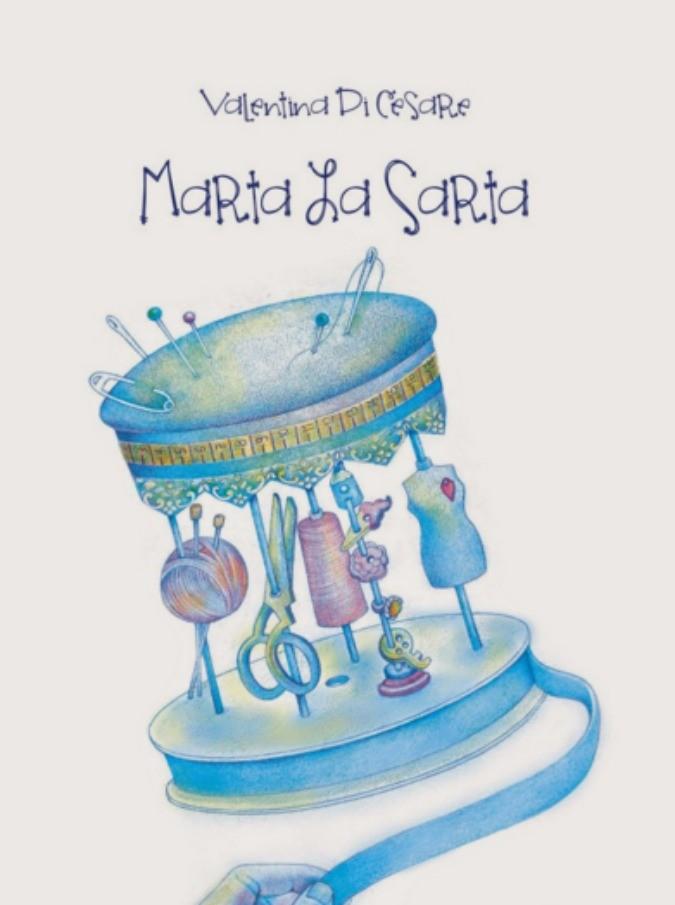 Marta la sarta, Valentina Di Cesare e suo il romanzo filosofico, divertente e di formazione: non si corre mai il rischio di annoiarsi