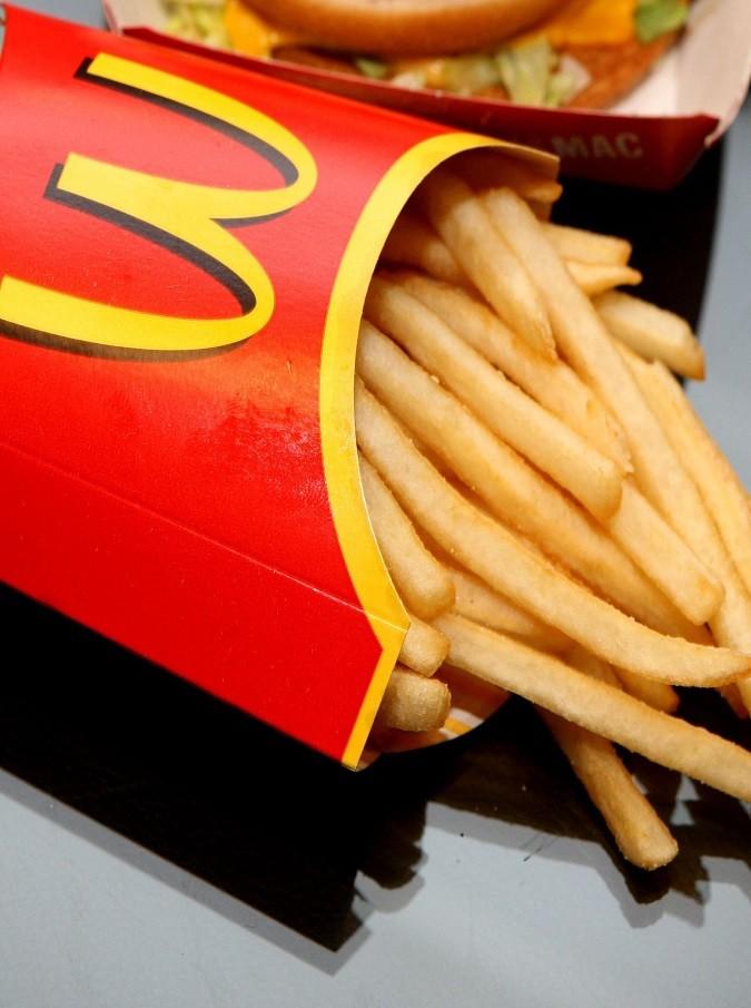 McDonald's tax deal
