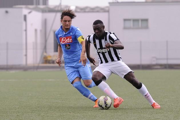 Juventus vs Napoli - Campionato Giovanissimi Professionisti 2014 2015