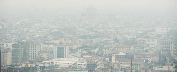 """Smog, concentrazioni Pm10 continuano a salire. """"Emergenza in Lombardia. Veneto, 10 giorni di inquinamento alle stelle"""""""