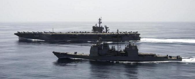 """Iran, Guardiani della Rivoluzione: """"Liberati i dieci militari americani"""""""
