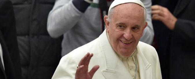 """Papa Francesco: """"Napolitano e Bonino tra i grandi dell'Italia di oggi"""". Con loro sindaco di Lampedusa Giusy Nicolini"""