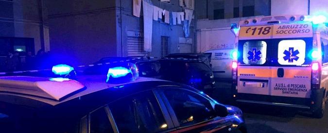Pescara, madre e figlio uccisi in casa per droga. Fermato l'assassino: ha usato un coltello e una mazza da baseball