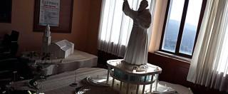 """Cilento, Comune vuole statua di Padre Pio alta 85 metri. Costo? 150 milioni. """"Ma qui mancano acqua e strade"""""""