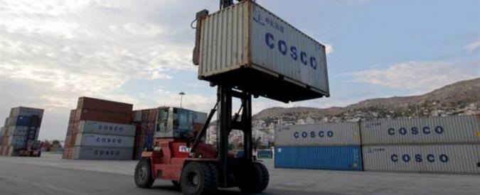 Dismissioni Grecia, la cinese Cosco in pole per il Pireo. E in Italia arriveranno migliaia di container in più
