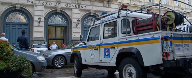 Protezione civile, ecco lariforma di Palazzo Chigi: l'ufficio per il rischio sismico declassato a servizio