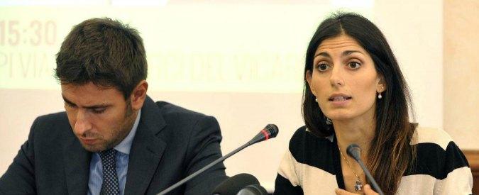 """Mafia Capitale, l'ex consigliera M5s Virginia Raggi citata nelle carte. Gabrielli: """"E' un refuso"""""""