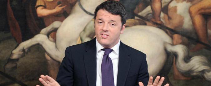 """Scontro Renzi-Ue, il premier: """"Non ci facciamo telecomandare. Europa non è accozzaglia di regolamenti"""""""