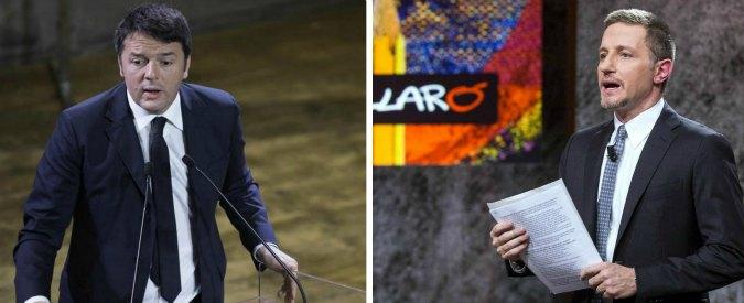 """Referendum, grandi manovre in Rai e nei giornali. Renzi: """"Berlusconi mi disse di non prendere Giannini"""""""