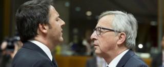"""Ue, Bruxelles: """"A Roma non ci sono interlocutori"""". Gentiloni: """"C'è il governo"""". Mogherini: """"Canali sempre aperti"""""""