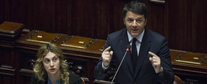 Dipendenti pubblici, Renzi: 'Chi timbra e va via cacciato in 48 ore'. Sindacati: 'Vuol apparire riformatore, norme già ci sono'