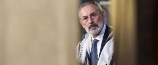 """Family Day, messaggio del rabbino di Roma letto sul palco: """"Manifestazione importante"""". Lui: """"Mai inviato niente"""""""
