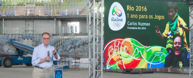 Olimpiadi Rio 2016, la recessione manda all'aria previsioni. I costi esplodono e arriva la spending review