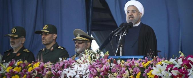 """""""La maschera dei media in Iran"""", media e regime nell'era Rohani"""