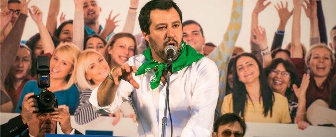 """Salvini attacca Mattarella: """"Che cazzo ci va a fare dai migranti? Mi fa incazzare"""". E su Renzi: """"Ha mani sporche di sangue"""""""