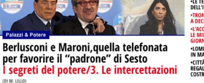 """Reggio Calabria, cronista del Fatto Marco Lillo indagato per aver rivelato """"I segreti del potere"""""""