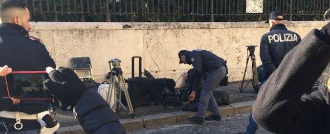 Papa Francesco in visita a Sinagoga Roma. Ghetto blindato per timore attacchi