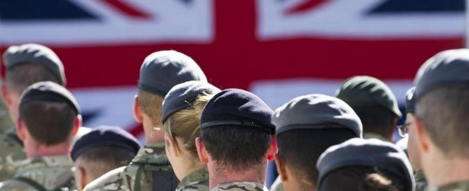 Gran Bretagna, 300 militari sotto inchiesta per crimini di guerra in Iraq