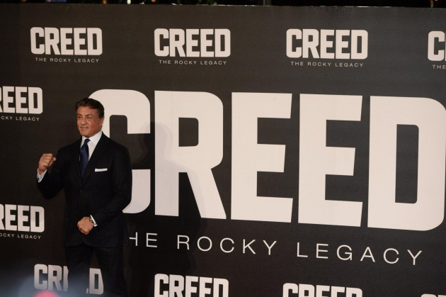 Prima europea del film 'Creed'
