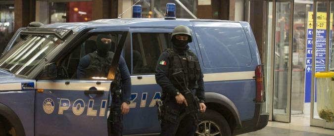 """Armato a stazione Termini di Roma, rintracciato uomo col fucile giocattolo ad Anagni: """"Un regalo per mio figlio, clamore per nulla"""""""