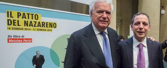 """Verdini con Renzi per sempre: """"Nel 2018 ci presentiamo alle elezioni e in Parlamento sosterremo ancora il premier"""""""