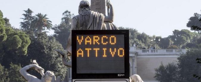Roma, Corte costituzionale ottiene sconto del 90% sulla Ztl. 'Equiparata a Quirinale'