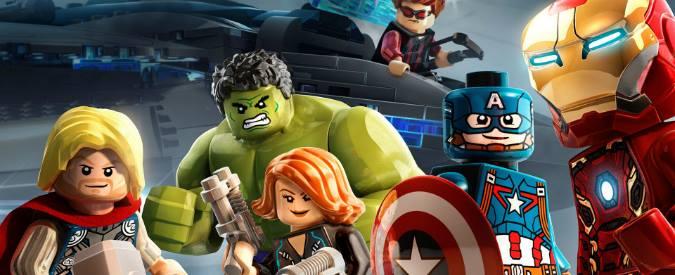 Lego Marvel's Avengers, il gioco d'azione che vede protagonisti i mattoncini danesi con i superpoteri