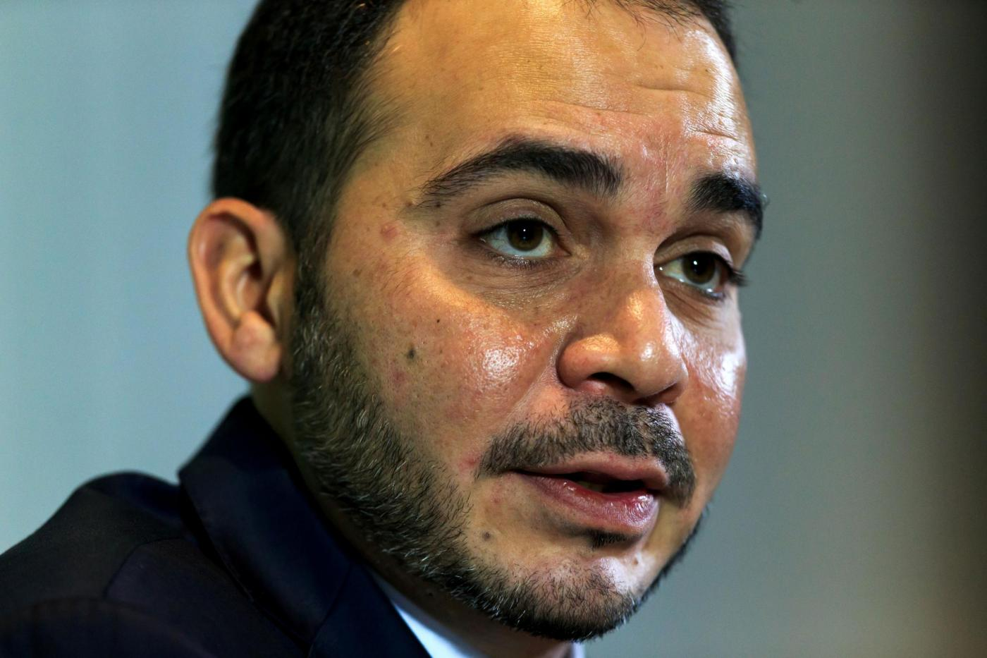 Soccer - Prince Ali Bin Al Hussein File Photo